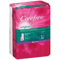 Carefree Original Regular To Go Fresh Scent Pantiliners- 20 CT