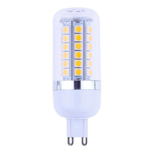 S6Store® 48Smd 110V 5050Led G9 Warm White Spot Light Corn Lamp Bulb (3 Pack)