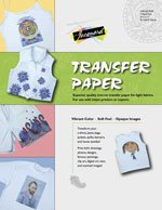 Transfer Paper for Light Fabrics - Jacquard