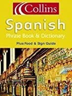 Collins Spanish Phrase Book and Dictionary by