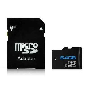 Essential 64Gb Lg G3 Micro Sdhc Card Is Custom Formatted For High Speed, Lossless Recording! Includes Standard Sd Adapter. (Class 10 Certified 38Mb/Sec)
