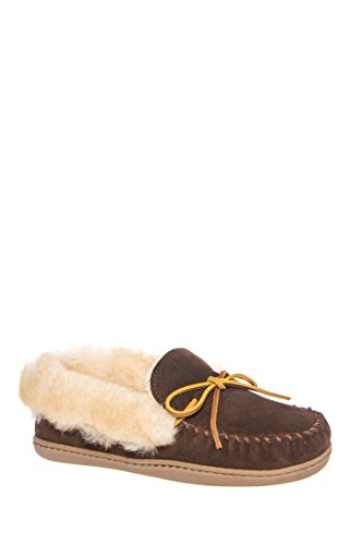 Alpine Sheepskin Moccasin