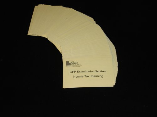 CFP Exam Flashcard Review System (Part 4-Income