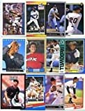 40 Different Chicago White Sox Baseball Cards from 1980-1989 - Shipped in Protective Display Album