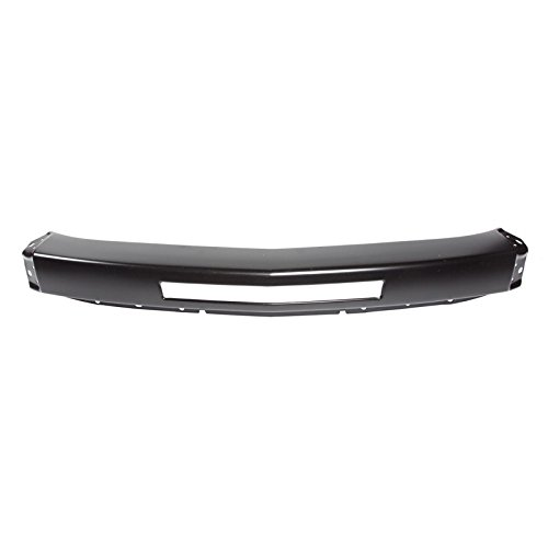 CarPartsDepot 2009-2013 Chevy Silverado 1500 Front Facial Face Bar Assy Complete GM1002836 (Silverado Bumper compare prices)