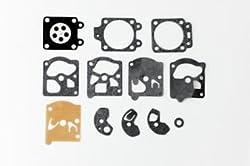 Carburetor Gasket & Diaphragm Kit for Walbro D10-WAT