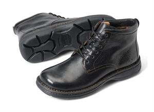 Born Men's Axe II Boots - Black 9.5