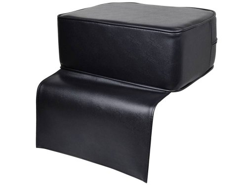 TMS® Black Barber Beauty Salon Spa Equipment Styling Chair Child Booster Seat Cushion - 1