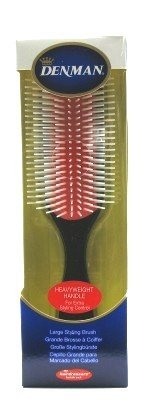 Denman Classic D5 9-Row Heavy Weight Style Brush (Case of 6)