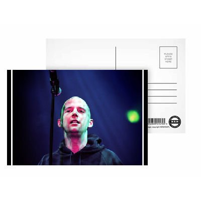 Moby - Postcard (Pack of 8) - 6x4 inch - Art247 Highest Quality - Standard Size - Pack Of 8