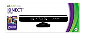 Kinect Sensor with Kinect Adventures and Child of Eden Token Code (OLD MODEL)