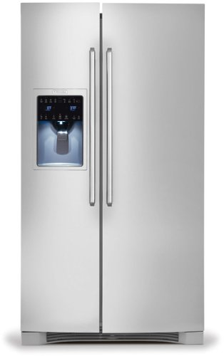 "Electrolux EI26SS30J 36"" Standard-Depth Side-By-Side Refrigerator with IQ-Touch Controls and Luxury-G"