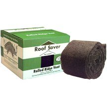 Blocksom & Co. RS20G Roofing Products Ridge Saver - 16