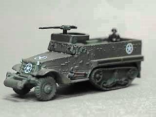 ドイツ軍 M3 ハーフトラック   単色迷彩