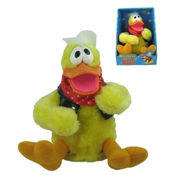 Quaker The Insulting Duck - Animated & Naughty Hilarious Gag Gift Toy (Not For Kids)