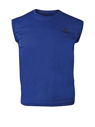 IZAS Camiseta sin mangas Sue (Azul)