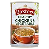 Baxters Healthy Choice Chicken & Vegetable Soup 400g x 6
