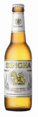 【 セット 販売 】 SINGHA ( シンハー ) ビール 瓶 330ml 6本 セット
