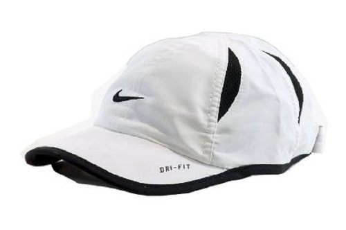 buy Nike Boy's Dri-Fit Baseball Cap Embroidered Logo Hat (12/24 Months, White) for sale