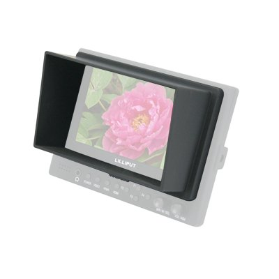 Sunshade Cover Sun Shade For Lilliput-596 Lcd Monitor Solid Durable New