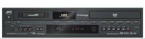 Jvc Sr-Dvm700Us 3-In-1 Professional Series Video Recorder (Minidv, 250Gb Hard Drive, Dvd)