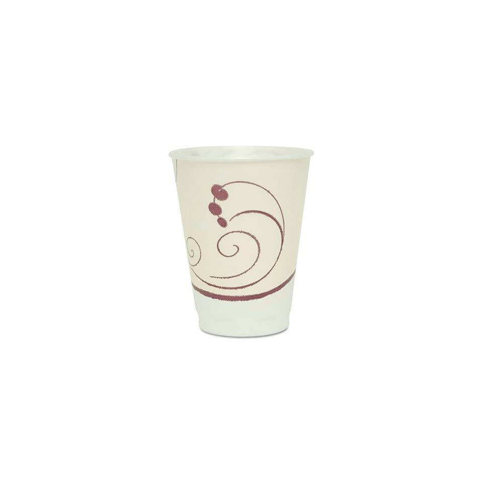 Solo Symphony Design Trophy Foam Hot/Cold Drink Cups