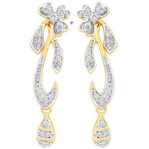 Asmi Diamond Earring ADE00602