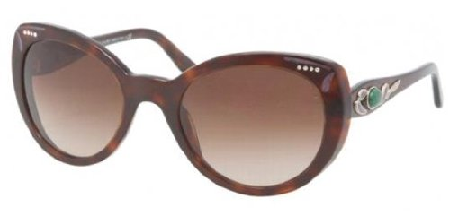 Bvlgari Cateye Sunglasses Havana BV8091B 851/13 52 52 Brown Gradient