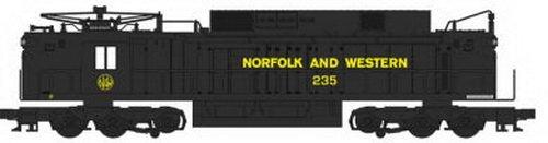 O Williams Ef-4 Rectifier, N&W