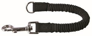 Trixie 12741 Ruckdämpfer, M-L: 33 cm/20 mm, schwarz