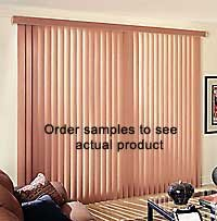 Vertical Blinds PVC Baroque (Made-to-measure sizes available)
