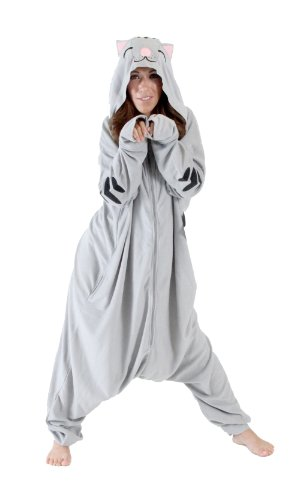 Hooded Onesie For Adults