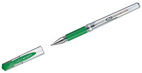 Uni-Ball Signo Broad - Roller 1 mm, color verde