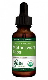 Gaia Herbs Motherwort Tops 1 Oz
