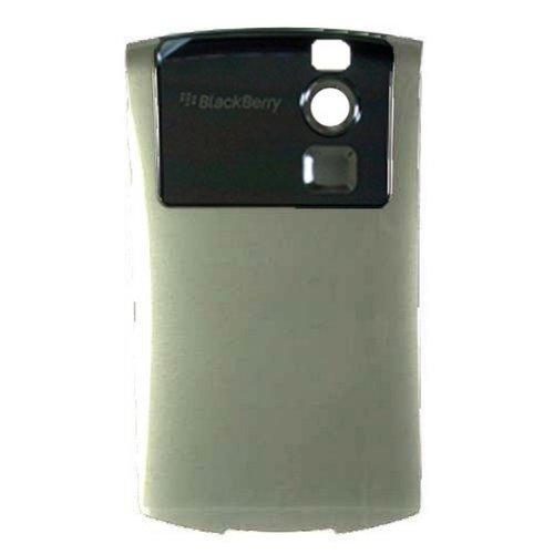 BlackBerry 8310 Curve Akkufachdeckel Silber