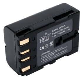 Batterie pour camescope et appareil photo numerique pour JVC BN-V408, BN-V408U