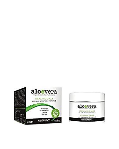 Phytorelax Crema Viso Aloe Vera 50 ml