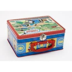 THOMAS TANK TRAIN KEEPSAKE TIN LUNCH BOX