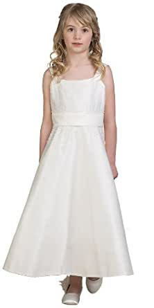 london girls ivory dress girls communion dresses bridesmaid dresses