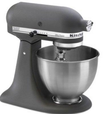 KitchenAid KSM95GR - Ultra Power Series Mixer, 4-1/2 Qt, Gray
