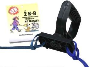 2K-9 Double Dog Walker, No Tangles