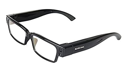 BestFire® 5.0MP 30FPS fashion 720P HD Digital Color Eyeware glasses sunglesses sunglass Video Camcorder Camera DVR Candid video recorder Glasses Hidden mini Camera Eyewear DVR Camcorder Eyeglass dvr Clear Gentle Wide Angle-Lens Audio vedio recorder Camco