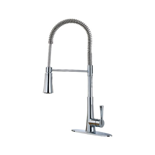Pfister GT529-MCC Zuri Culinary Kitchen Faucet, Chrome (Culinary Faucet compare prices)