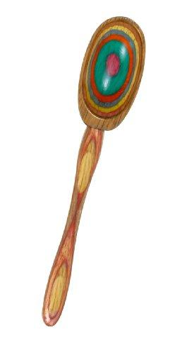 Norpro 5544 Colorful Mini Wood Spoon