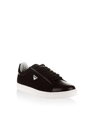 Armani Sneaker schwarz
