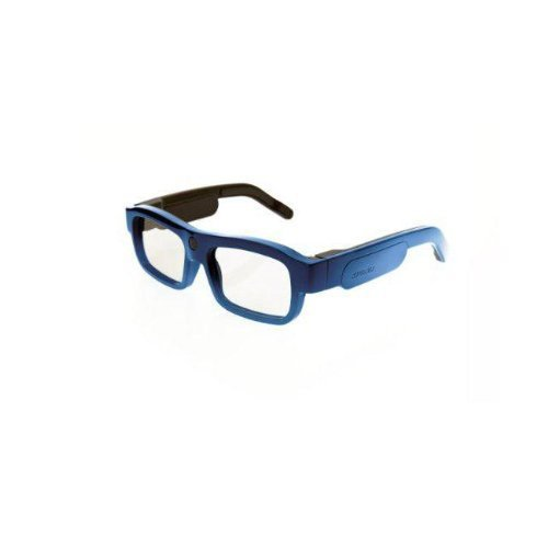 Xpand B104LX1 Cinema YOUniversal BT/IR 3D Active Glasses - Blue