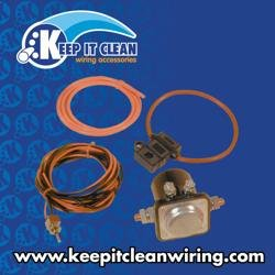 Keep It Clean Wiring Accessories 121805 Remote