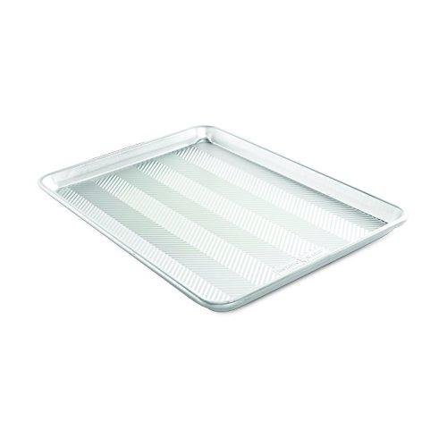 Nordic Ware 43170 Prism Half Sheet, Metallic (Nordic Ware Half Sheet Baking Pan compare prices)
