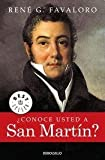 img - for CONOCE USTED A SAN MARTIN? (Spanish Edition) book / textbook / text book