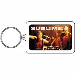 Licenses Products Sublime Photo Lucite Key Chain by C&D Visionary Inc.